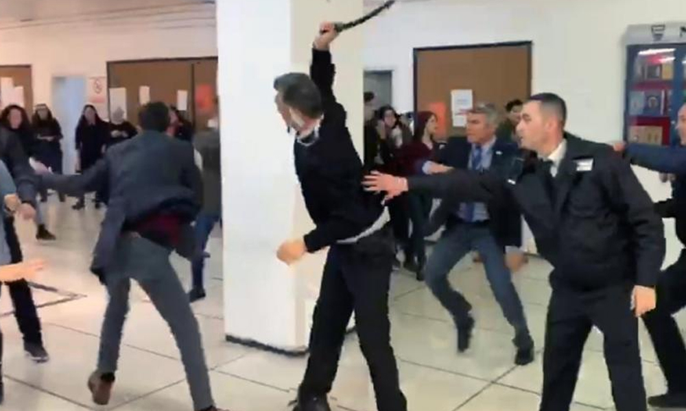 Saldırıya uğrayan öğrencilere soruşturma!