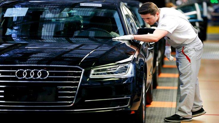 Audi hata nedeniyle 107 bin aracını geri çağırıyor!