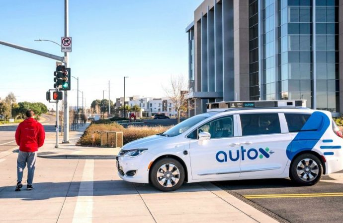 AutoX ve Fiat Chrysler'dan müthiş işbirliği