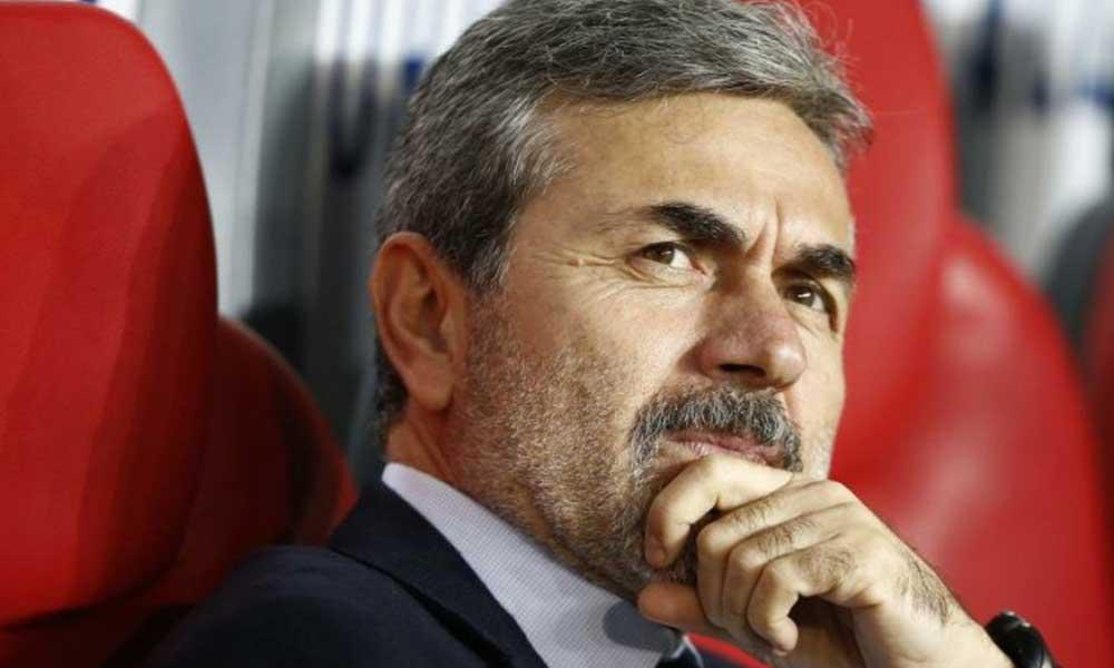 Aykut Kocaman Süper Lig'e geri dönüyor! İşte yeni takımı