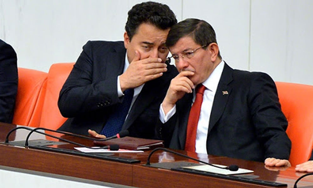 Davutoğlu ve Babacan'a 'Gezi şikayetinizi geri çekin' çağrısı