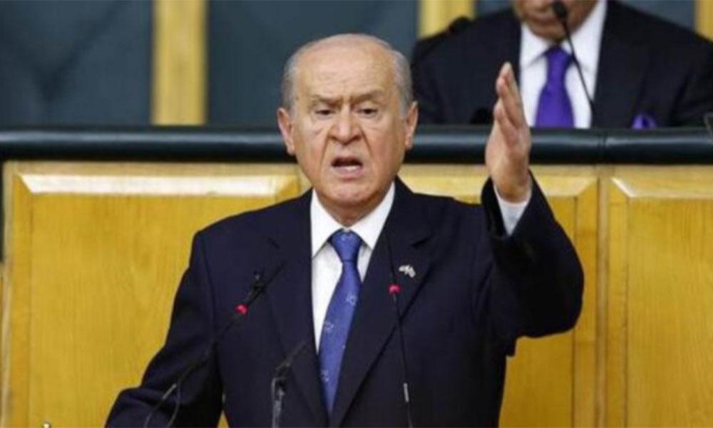 Bahçeli: Milletvekili transfer borsası kurup, korsan siyaset ticaretine bel bağlayanlar Türkiye'nin ayak bağıdır