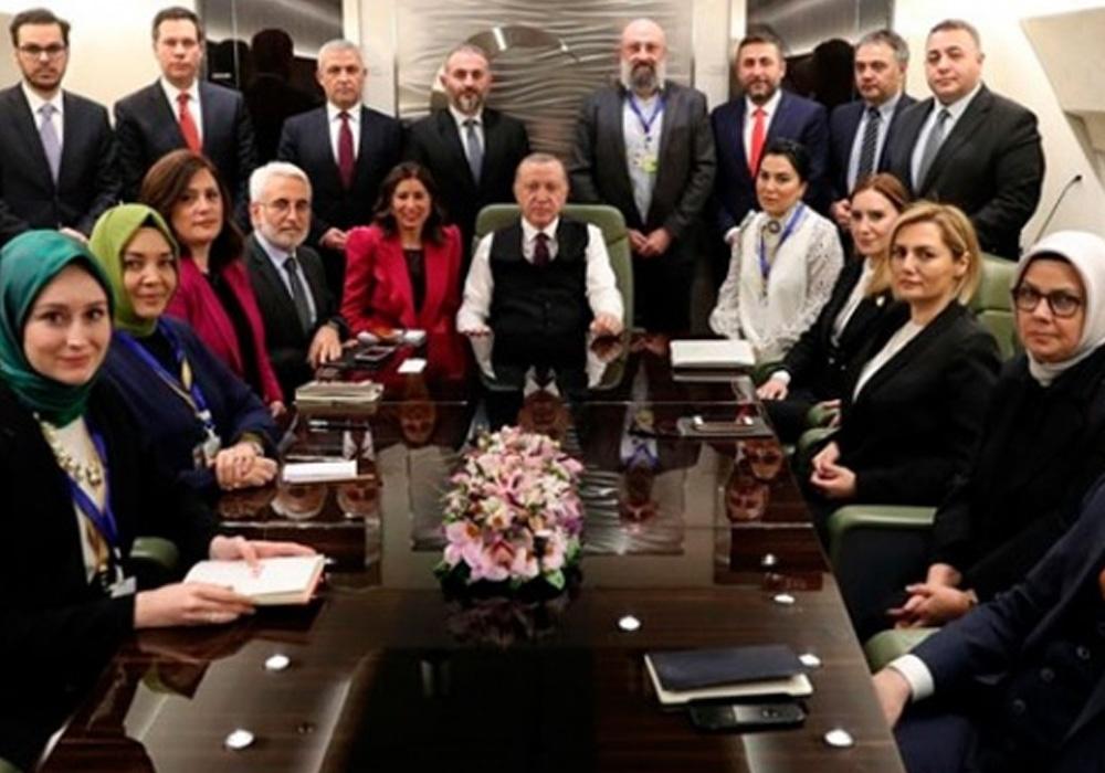 Erdoğan'dan Osman Kavala yorumu: Çok zengin olması onu kurtarmaz, Gezi ihanettir