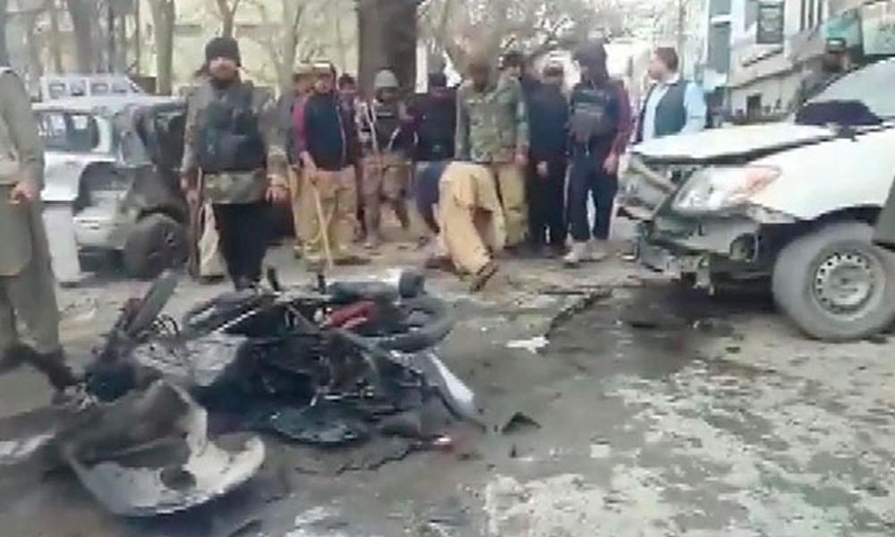 Pakistan'da 'Basın Birliği' binası yakınında patlama: Beş ölü