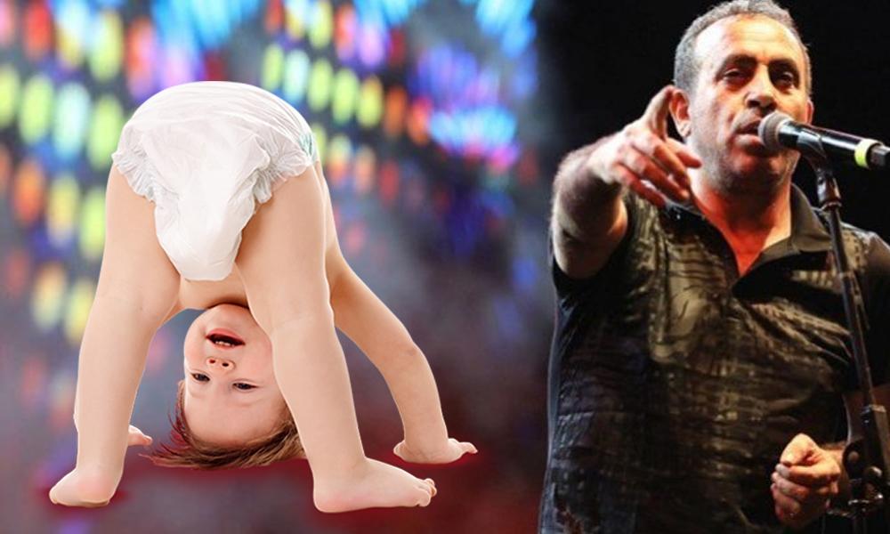 Haluk Levent, bebek bezi reklamında oynamayı bir şartla kabul etti!