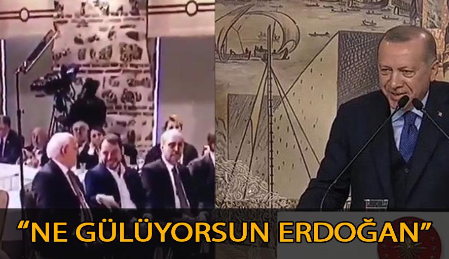 36 şehit olduğunu açıklayan Erdoğan, Trump'la konuşmasını gülerek anlattı, Berat Albayak kahkaha attı