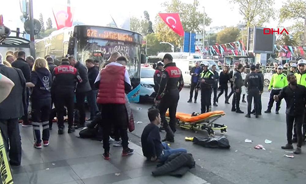 Beşiktaş'ta durağa dalan şoföre istenen ceza belli oldu