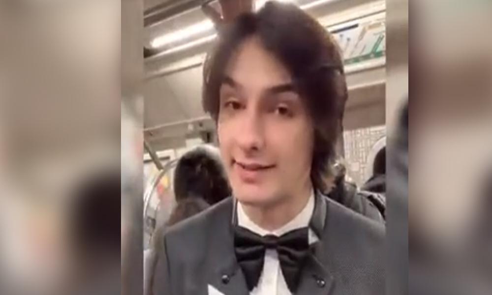 İstanbul metrosunda bilgi yarışması