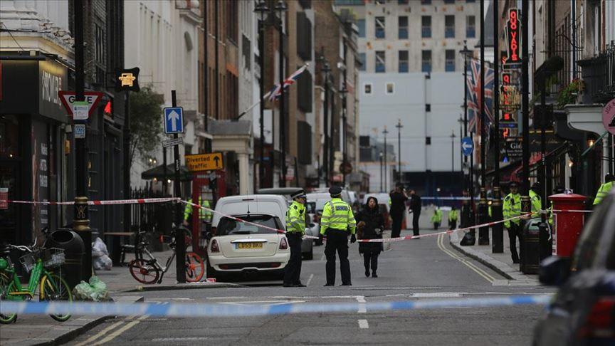 İngiltere'de bomba alarmı! Bölge tahliye edildi