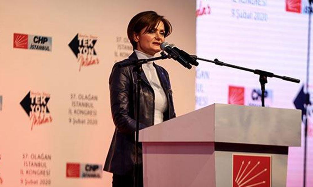 Flaş… CHP İstanbul İl Kongresi'nin iptali için YSK'ya başvuruldu