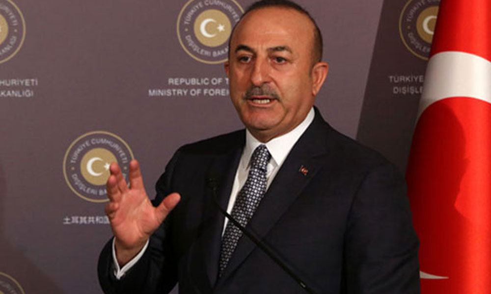 Bakan Çavuşoğlu: Şehitlerimizin kanı yerde kalmayacak