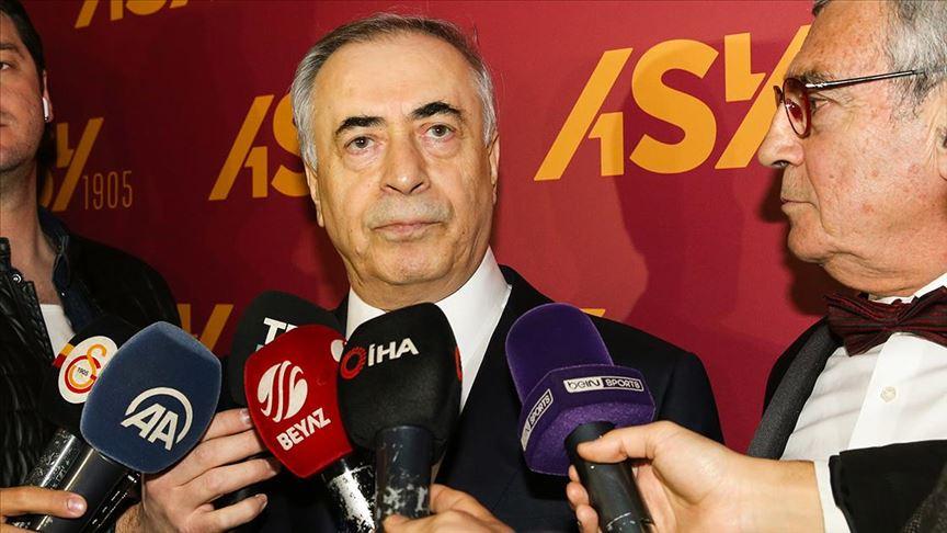 Galatasaray Başkanı Mustafa Cengiz'den derbi açıklaması: Fenerbahçeliler kardeşimiz