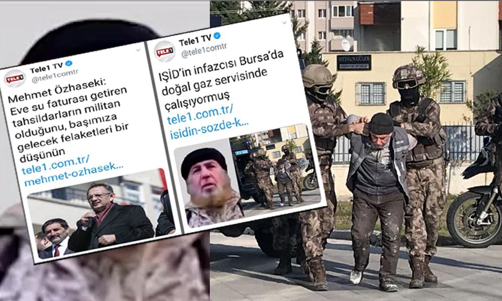AKP'li Özhaseki'nin dediği doğru çıktı: Evinize faturaları getiren terörist çıkarsa!