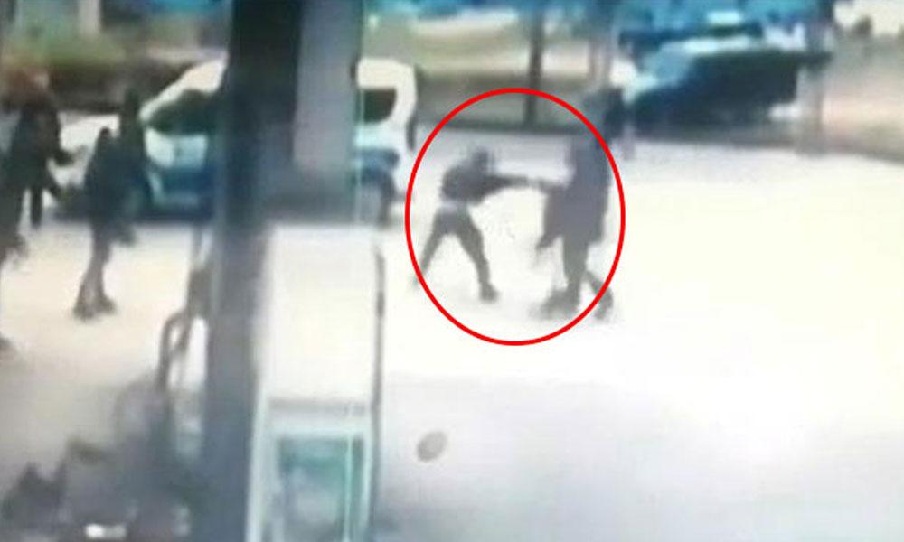 Benzin alamayan cezaevi firarisi pompalı tüfekle saldırdı