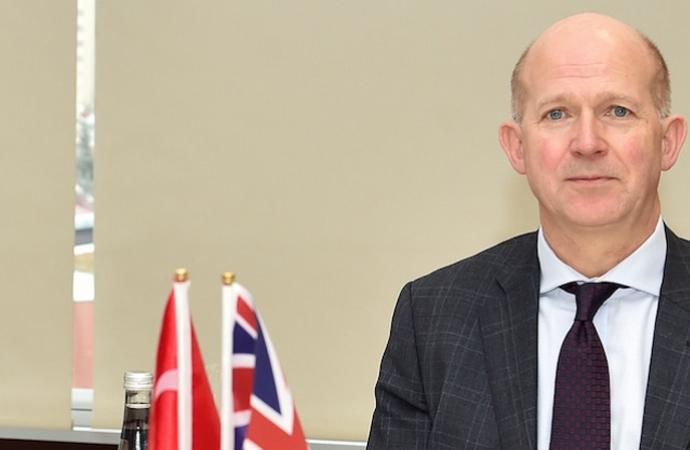 İngiltere Büyükelçisi takımını açıkladı! Türkiye'deki herhangi bir gruba, özel bir yaklaşım…'