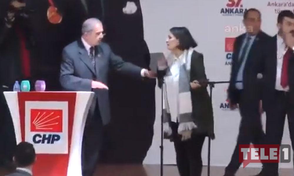 CHP kongresinde 'cinsiyetçi söylem' ortalığı karıştırdı