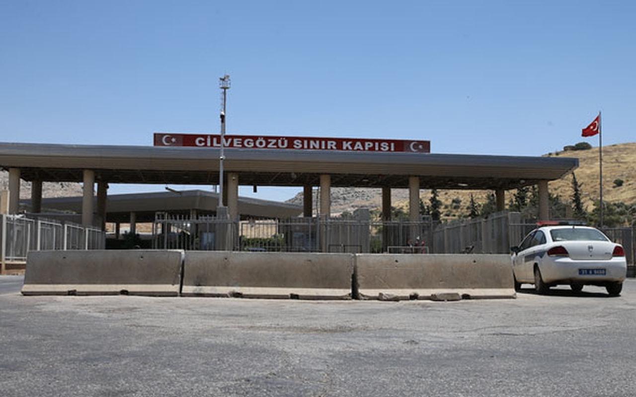 İdlib'de 5 şehidin ardından Cilvegözü sınır kapısı kapatıldı!