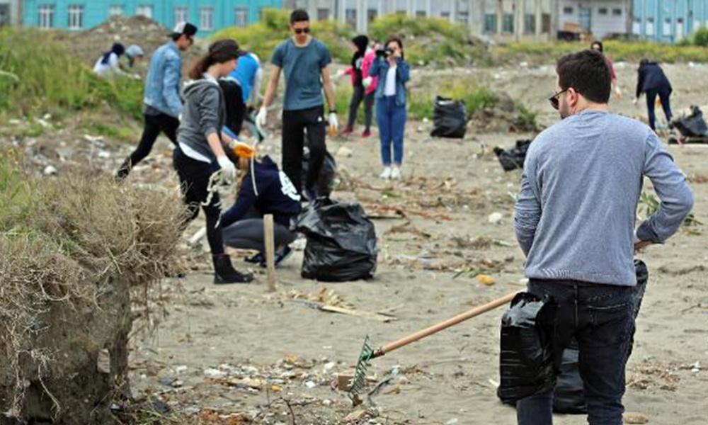 En fazla deniz çöpü çıkartılan şehirler belli oldu! 58 bin metre küp…