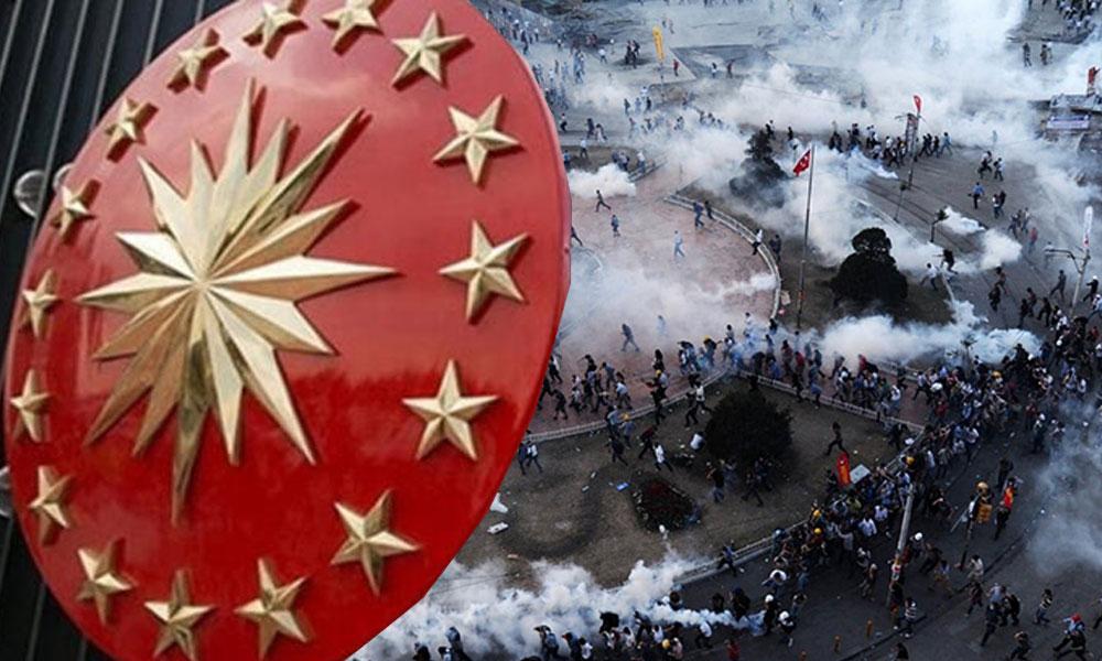 Gezi Parkı Davası kararına Saray'dan tepki!