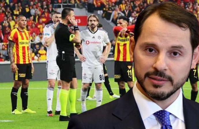 Beşiktaş Divan Kurulu'nda iddia: Maç devam edecekti ama damat engelledi