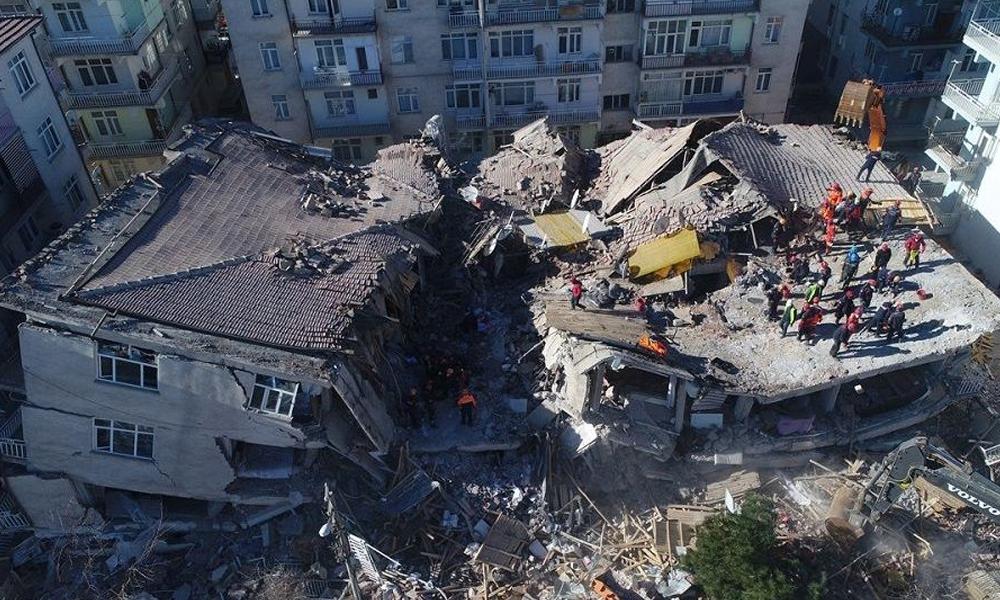 Büyük Elazığ depremi sonrası, 17 depremzede işten çıkarıldı