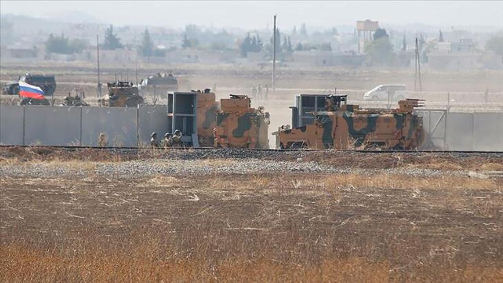 İdlib'de Türk Rus ortak devriyesinde patlama: 3 asker yaralı!