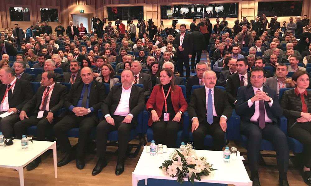 2020'lerin DİSK'i Emeğin Türkiye'si | 'Korunacak değil, kurulacak bir demokrasi'