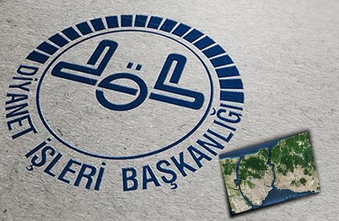 Israrın nedeni arazi kapma yarışı mı? Kanal İstanbul'a Diyanet de el attı
