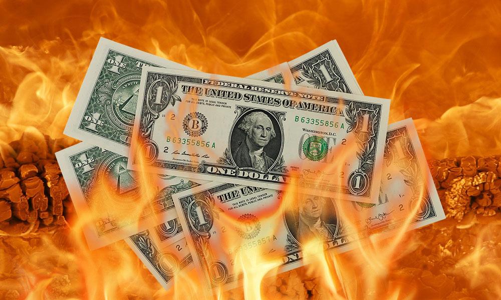 dolar zam ateş