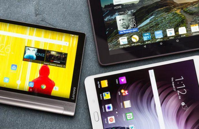 Dünya genelinde en çok tablet satan markalar belli oldu