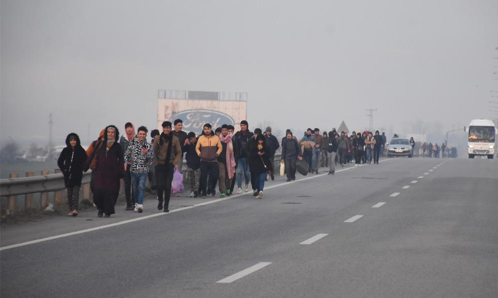 Mülteci sorunu büyüyor! Bulgaristan'dan Türkiye sınırına asker sevkıyatı… Yunanistan teyakkuzda