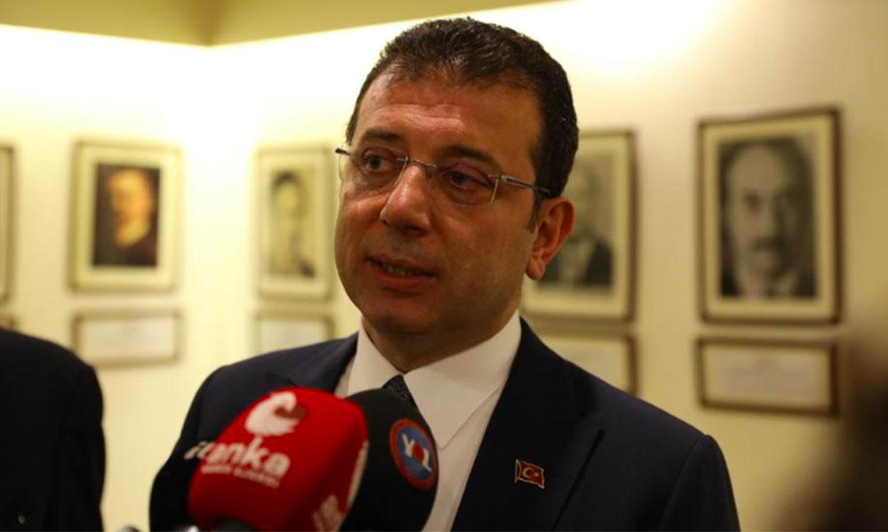 Ekrem İmamoğlu'ndan Erdoğan'a göndermeli Necmettin Erbakan paylaşımı