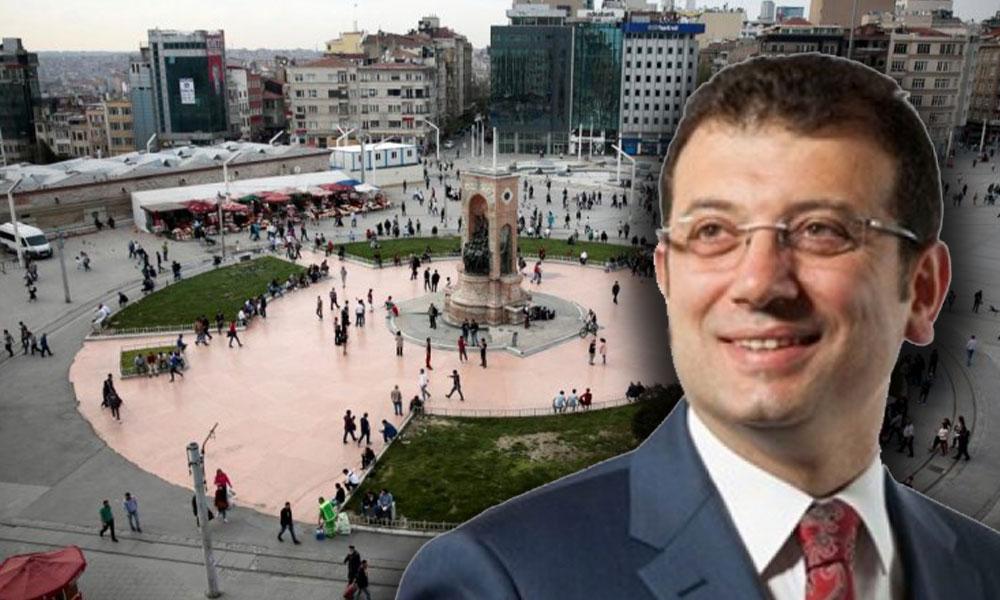 Ekrem İmamoğlu'ndan İstanbul için dev proje! Taksim, Bakırköy, Kadıköy…