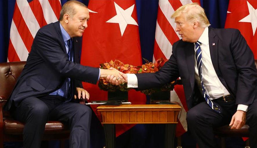 Erdoğan'dan flaş ABD açıklaması: Her an her türlü dayanışmamız olabilir