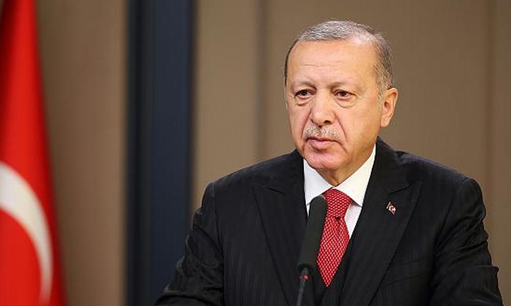 Erdoğan'dan Kırım çıkışı: Kabul etmiyoruz