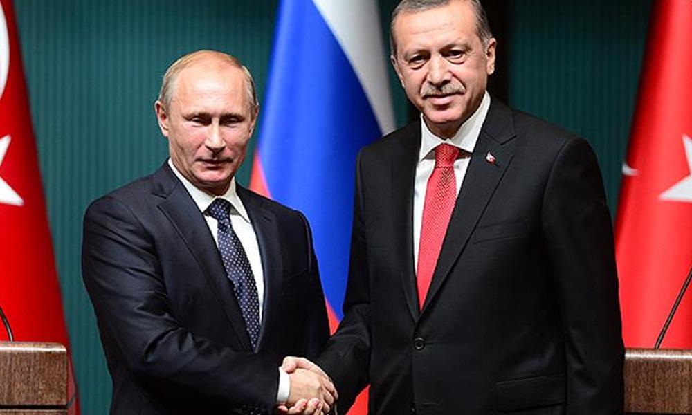 Putin Ayasofya için uyardı! Erdoğan garanti verdi