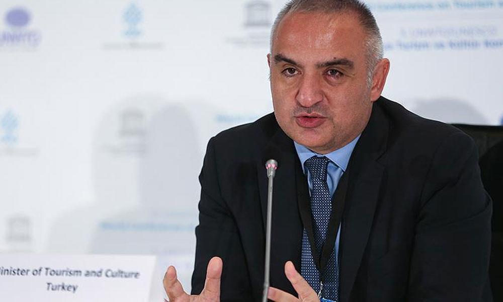 Kültür ve Turizm Bakanı Ersoy: Temmuz itibarıyla açılmayı hedefleyen tesislerin hepsinin açılacağını düşünüyorum