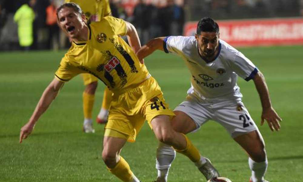 Ekol Göz Menemenspor – Eskişehirspor: 3-1