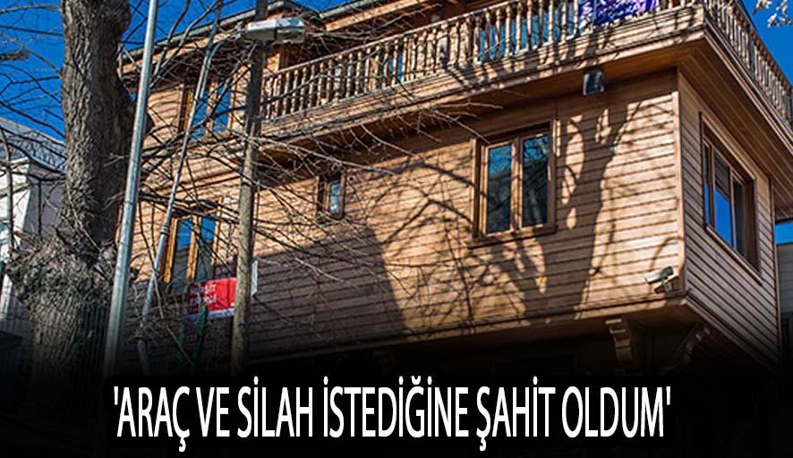 FETÖ dosyasını bir köşkle temizleyen Taşdemir'in emrindeki polisler rüşvet çarkını anlattı