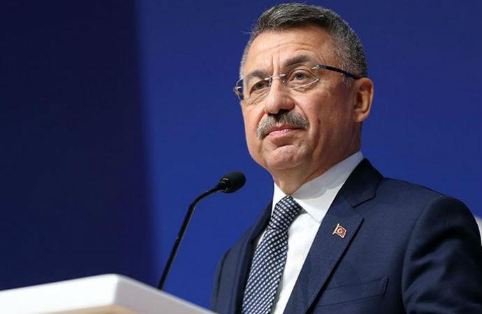 Cumhurbaşkanlığı Yardımcısı Oktay: Kapalı Maraş'ın 'kapalı'sını kaldırmak lazım