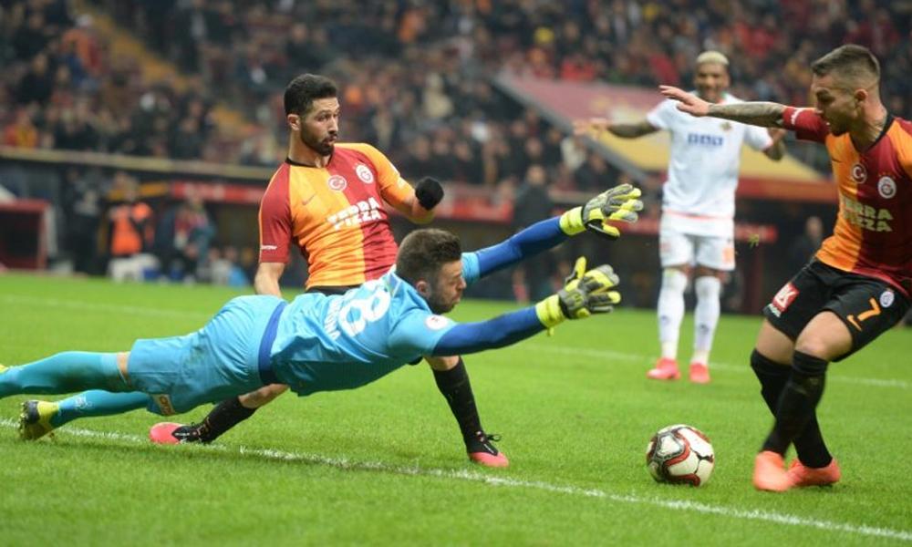 Galatasaray, kupaya veda etti!
