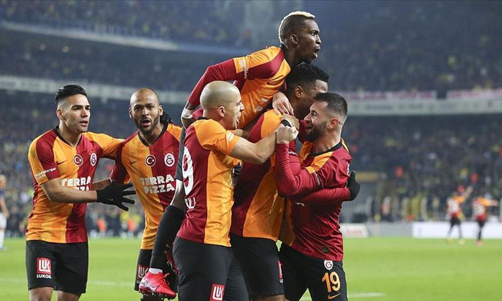 2020'de Avrupa'nın kralı Galatasaray oldu!