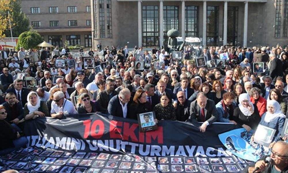 Ankara Gar Katliamı davasında itiraf: İlhami Menzil tarikatına gidiyordu