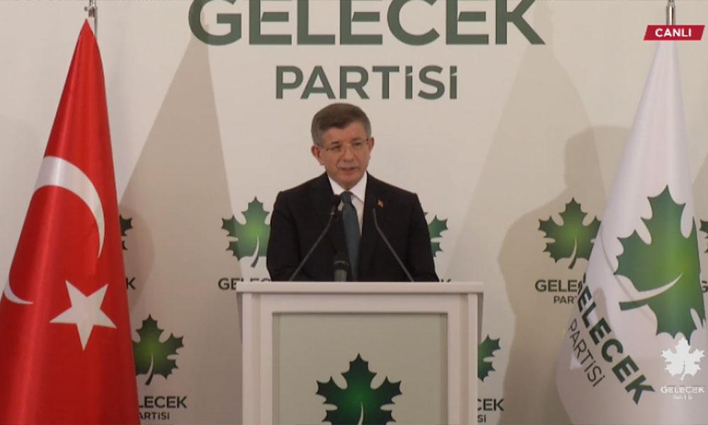 Davutoğlu'ndan Bahçeli'nin sözlerine 'Osman Öcalan'lı yanıt