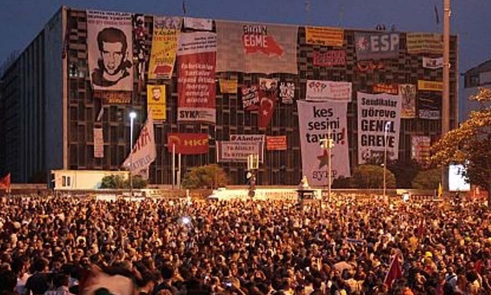 Taksim Dayanışması'ndan Gezi çağrısı!