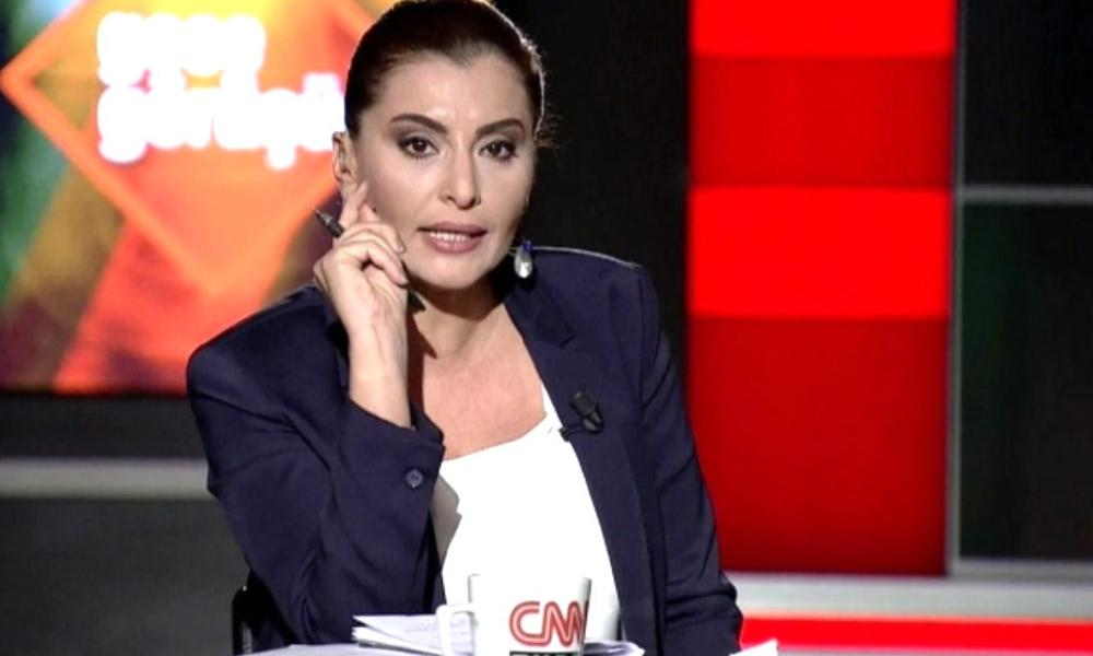 Hande Fırat'tan CHP'nin CNN Türk boykotuna tepki