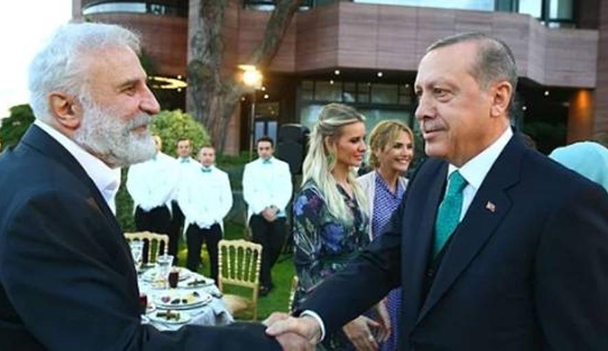 'Erdoğan en büyük lider' diyen Hasan Kaçan 187 bin liralık ihaleyi kaptı