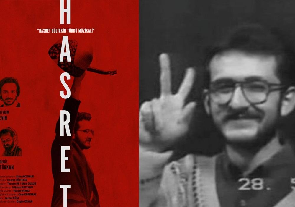 Sivas'ta katledilen Hasret Gültekin'in hayatı sahneye taşınıyor