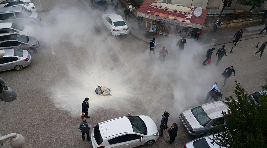 Valilik önünde intihar eden Yarıcı'nın ağabeyinden AKP'li Gökçen'e tepki