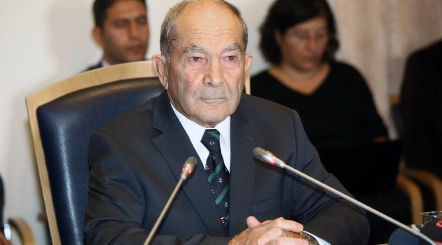 Eski Genelkurmay Başkanı Hilmi Özkök: Suç sayılmadığı için Fetullahçıları atmadık